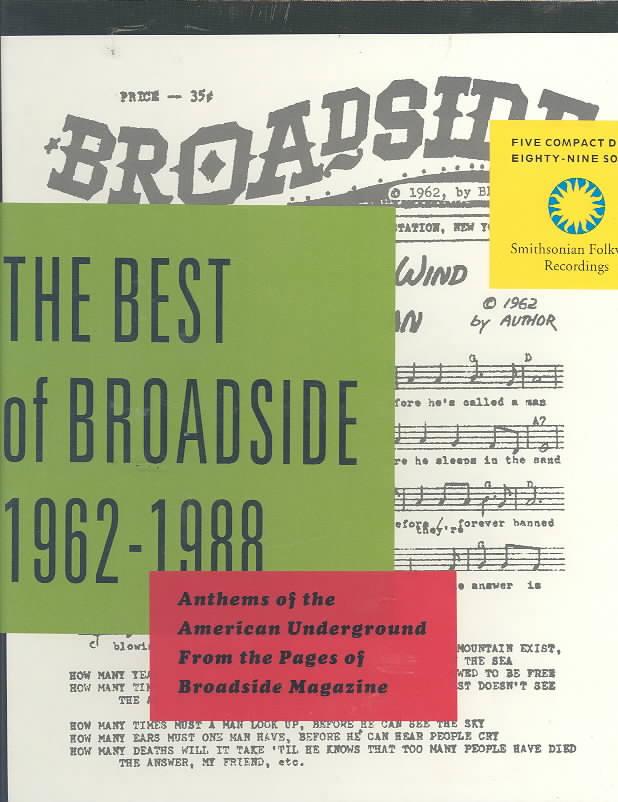 BEST OF BROADSIDE 1962-1988 (CD)