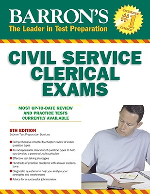 Barron's Civil Service Clerical Exams By Bobrow, Jerry/ Covino, William, Ph.D./ Orton, Peter Z.